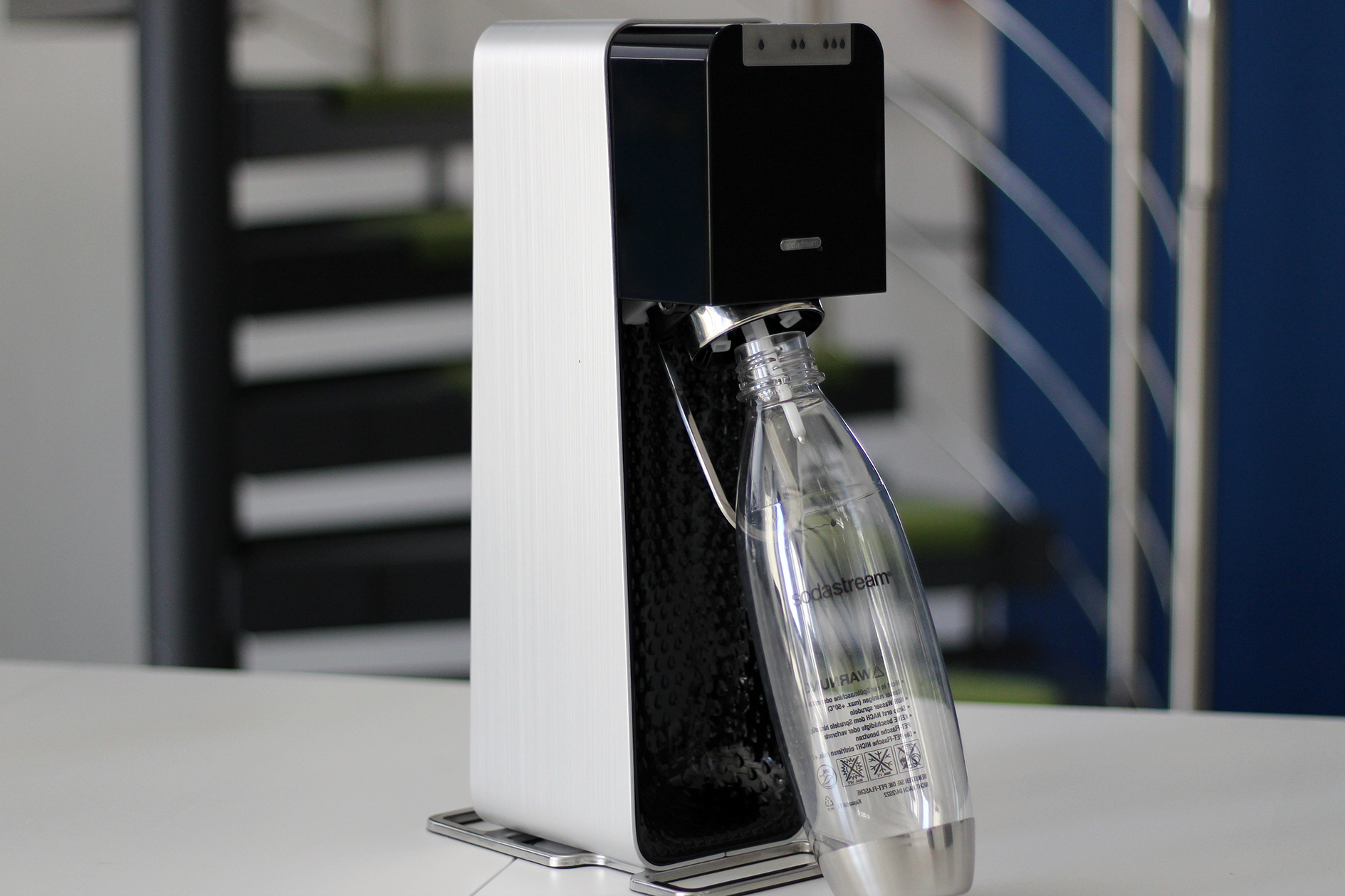 Sodastream elektrisch