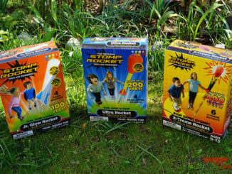 Stomp Rocket 3er-Set