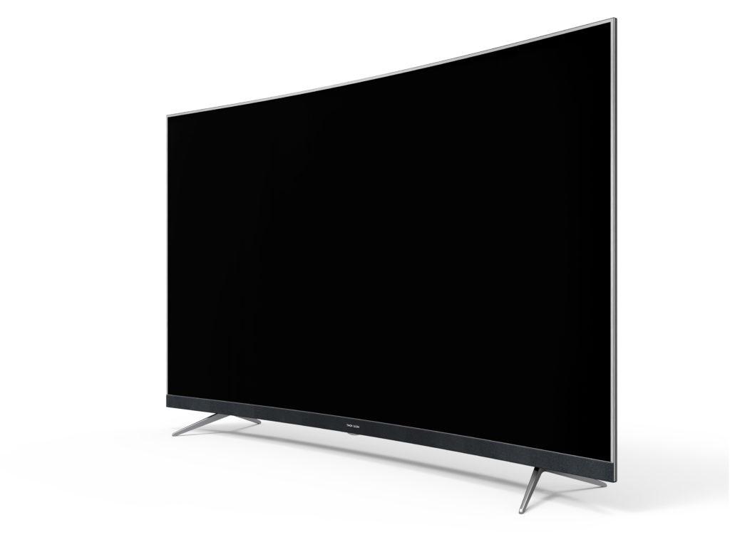 news smart tv 55ud6696 thomson bleibt der kurve treu. Black Bedroom Furniture Sets. Home Design Ideas