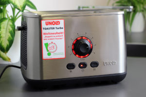 Unold Toaster Turbo