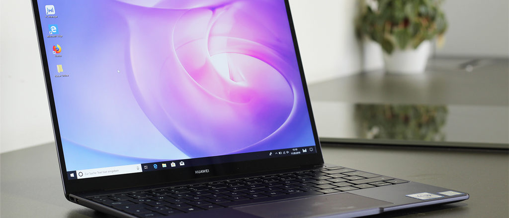 Test: Huawei MateBook 13 Ultrabook