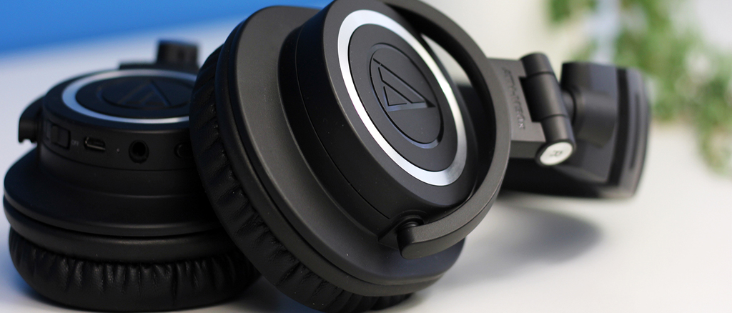 Test: Audio-Technica ATH-M50xBT Bluetooth-Kopfhörer