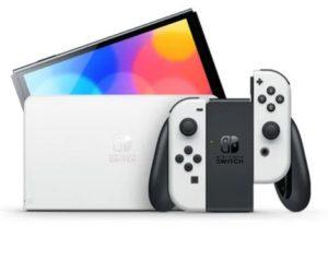Nintendo Switch OLED-Modell (Quelle: Nintendo)l