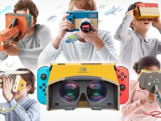 Labo VR-Set (Quelle: Nintendo)
